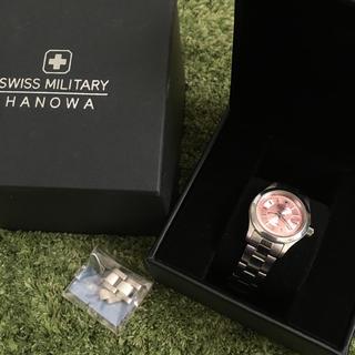 スイスミリタリー(SWISS MILITARY)のSWISS MILITARY HANOWS 腕時計(腕時計)