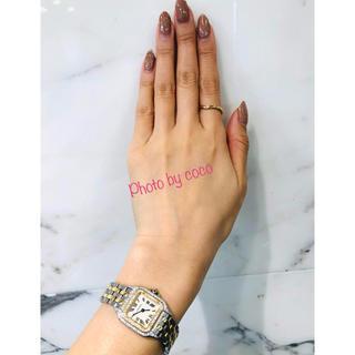 ティファニー(Tiffany & Co.)のティファニー K18 ゴールド リング エレサペレッティ カーブドバンドリング(リング(指輪))