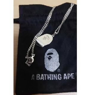 A BATHING APE - A BATHING APE ネックレス 2個セット