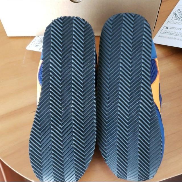 Branshes(ブランシェス)の新品、未使用 ブランシェススニーカー 19cm キッズ/ベビー/マタニティのキッズ靴/シューズ(15cm~)(スニーカー)の商品写真
