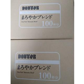 ドトールドリップパックコーヒー200杯分(コーヒー)
