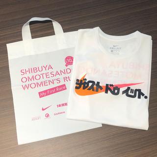 NIKE - 【渋谷表参道ウィメンズラン】ナイキTシャツ