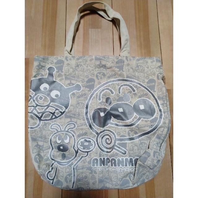 アンパンマン(アンパンマン)のアンパンマン トートバッグ フレーベル館 レア 非売品 先生用 エンタメ/ホビーのおもちゃ/ぬいぐるみ(キャラクターグッズ)の商品写真