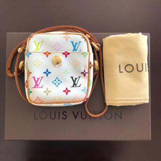 LOUIS VUITTON - 【希少レア品】ルイヴィトン モノグラム マルチカラー リフト ショルダーバッグ