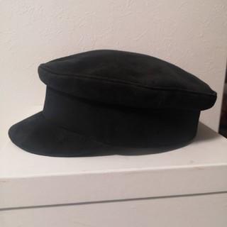 jonnlynx - fumika uchida スエードキャスケット 帽子