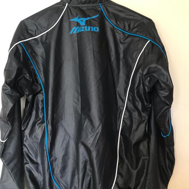 MIZUNO(ミズノ)のミズノ野球用ジャンパー 子供用160 キッズ/ベビー/マタニティのキッズ服男の子用(90cm~)(ジャケット/上着)の商品写真