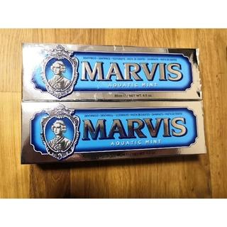 マービス(MARVIS)のマービスMARVIS歯磨き粉 85g x2本(歯磨き粉)
