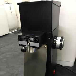 【良品中古】 ditting ディッティング KR-804 コーヒーグラインダー(電動式コーヒーミル)