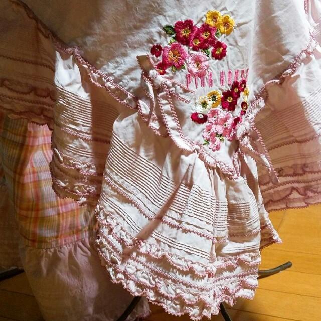 PINK HOUSE(ピンクハウス)のピンクハウス ストール(前期)税込価格¥49500 レディースのファッション小物(ストール/パシュミナ)の商品写真