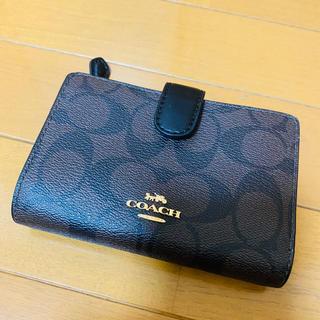 COACH - COACH/コーチ/二つ折り財布/小物/新品