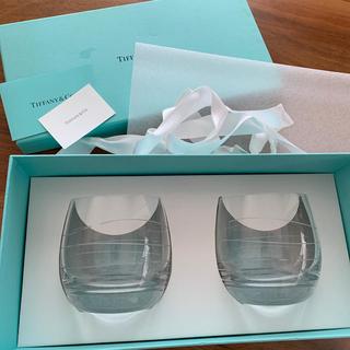 Tiffany & Co. - ティファニー♡カデンツ グラス タンブラー