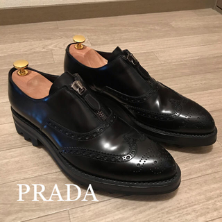 PRADA - prada シャークソール サイズ6 極美品