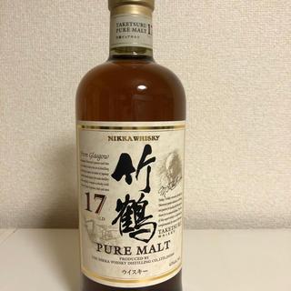 ニッカウヰスキー - 【新品 未開封】竹鶴17年 6本セット