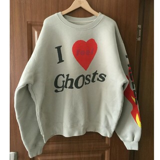 OFF-WHITE - Kids See Ghosts x CPFM Pullover スウェット L