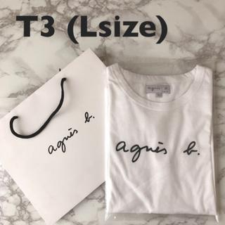 agnes b. - 【新品】agnes b アニエスベー Tシャツ Lサイズ