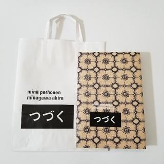 mina perhonen - ミナペルホネン つづく展 公式図録 カタログ