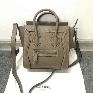 celine - CELINE セリーヌ ラゲージ ナノ