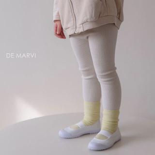 MARVI リブレギンス 韓国子供服 新品
