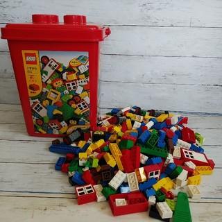 Lego - レゴ 赤いバケツ 3才から