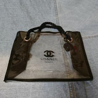 CHANEL - クリアバック