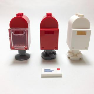 Lego - 【新品未使用】レゴ LEGO ポスト レター 手紙
