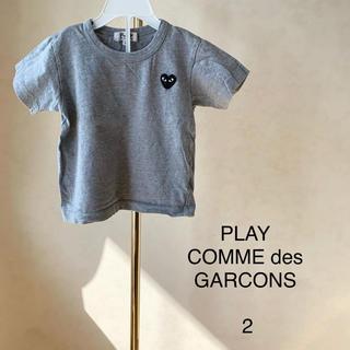 COMME des GARCONS - PLAY COMME des GARCONS Tシャツ 90