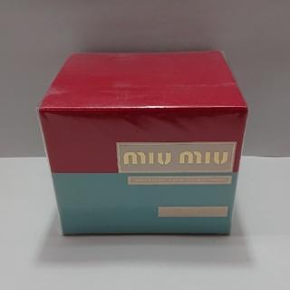 ミュウミュウ(miumiu)のミュウミュウ ミュウミュウ ボディクリーム 150ml(ボディクリーム)