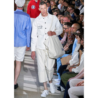 JUNYA WATANABE COMME des GARCONS - ★ junya watanabe le laboureur ブルゾン M 白 ★