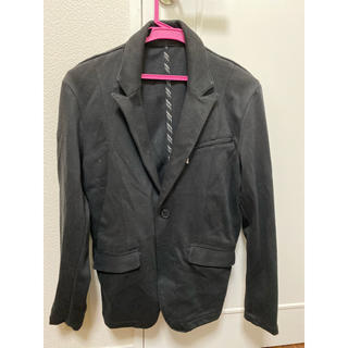 バツ(BA-TSU)のメンズバツ MEN'S BA-TSU テーラードジャケット(L)ブラック(テーラードジャケット)