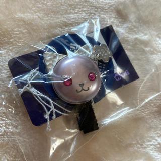 アナスイミニ(ANNA SUI mini)の新品 アナスイミニ  猫ちゃんクリップ(その他)