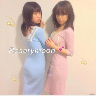 ロザリームーン(Rosary moon)のロザリームーン♡ワンピース♡ハニーサロン(ひざ丈ワンピース)