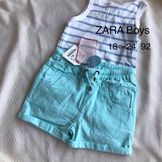 ZARA KIDS - ザラ ボーイズ 男の子 ショートパンツ 92