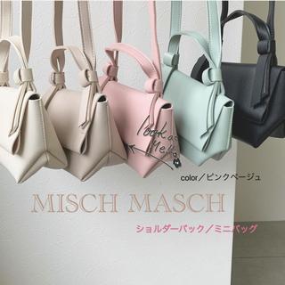 MISCH MASCH - ミッシュマッシュ MISCHMASCH ミニバック ショルダーバック