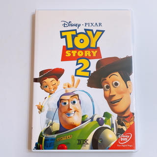トイ・ストーリー - トイストーリー2 DVD ケース付き! 美品 ディズニー Disney ピクサー