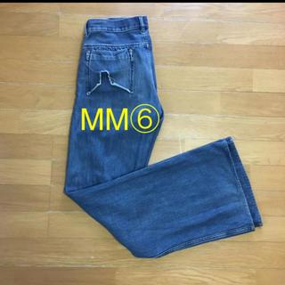 エムエムシックス(MM6)のMaison Margiela mm6 デニム(デニム/ジーンズ)