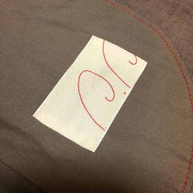 mina perhonen(ミナペルホネン)のパラスパレス リネン スプリングコート トゥモローランド ミナペルホネン レディースのジャケット/アウター(スプリングコート)の商品写真