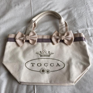 TOCCA - TOCCA バッグ リボン
