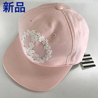 ジュエティ(jouetie)の新品!ジュエティ レディース キャップ 帽子 ピンク フリーサイズ(キャップ)