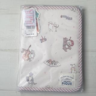 gelato pique - 新品 未開封 ジェラートピケ アニマルオーケストラ 母子手帳ケース ピンク