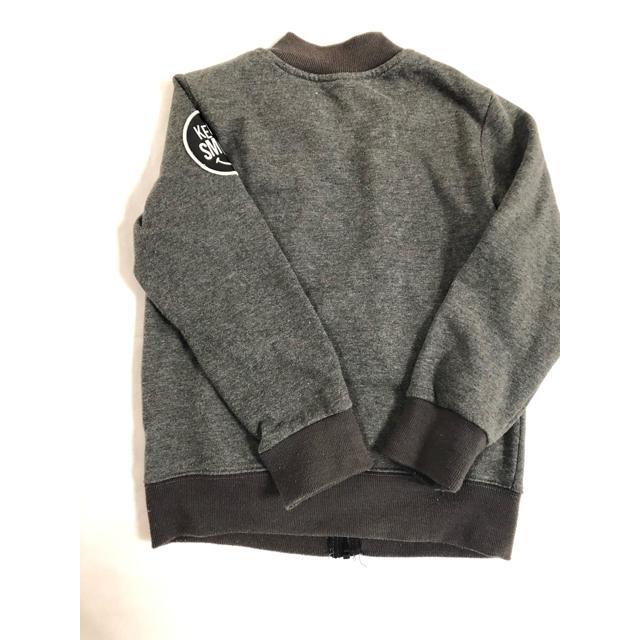 3can4on(サンカンシオン)のキッズパーカー キッズ/ベビー/マタニティのキッズ服男の子用(90cm~)(ジャケット/上着)の商品写真