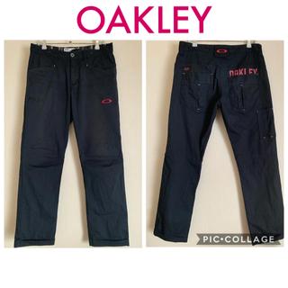 Oakley - 【〜4/9最終値下げ】ゴルフウェア OAKLEY パンツ メンズ サイズ32