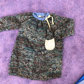 アンバー(Amber)のAmber 子供服 ワンピース  100-110(ワンピース)