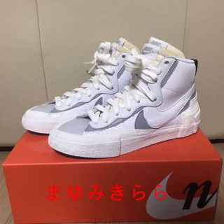 sacai - Sacai x Nike Blazer Mid スニーカー 26.5cm
