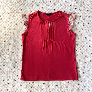 バーバリー(BURBERRY)のバーバリー ノースリーブ トップス 160A(Tシャツ/カットソー)