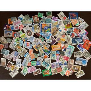 フランスの使用済み切手 100枚以上