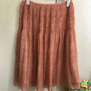 アルファキュービック(ALPHA CUBIC)のアルファキュービック スカート(ひざ丈スカート)
