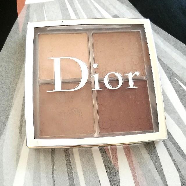 Dior(ディオール)の✤はむ様専用ページ✤ Diorバックステージ・コントゥール・パレット#001 コスメ/美容のベースメイク/化粧品(フェイスカラー)の商品写真