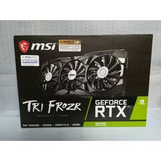 新品MSIグラフィックカードGeForce RTX 2070 TRI FROZR