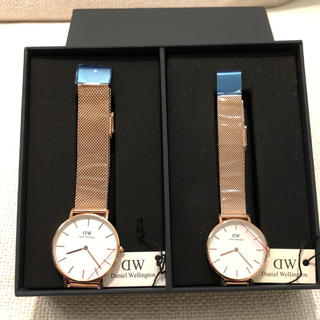 Daniel Wellington - ダニエルウェリントン 腕時計 CLASSIC ペアセット ギフトボックス