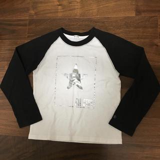 コンバース(CONVERSE)のコンバース長袖Tシャツ130(Tシャツ/カットソー)
